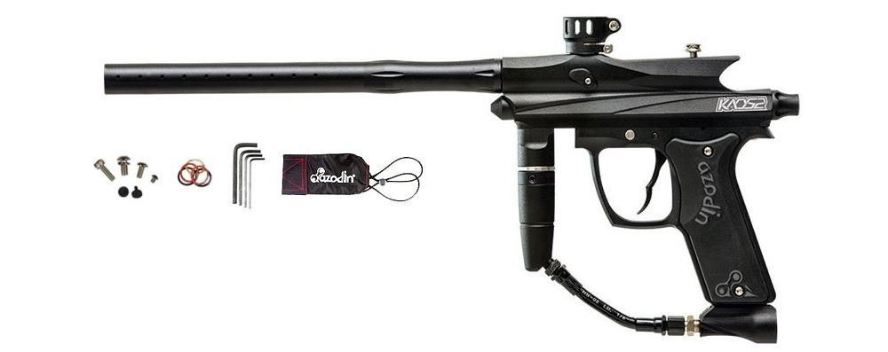 Azodin Kaos 2 Paintball Marker Review