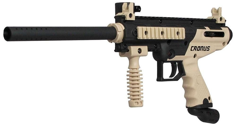 MAddog Tippmann Cronus Tactical Specialist HPA Paintball Gun Review