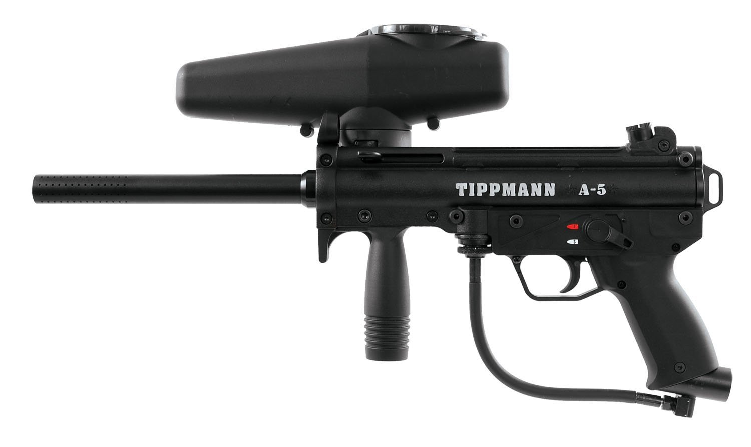 Tippmann A-5 Paintball Marker Gun Review
