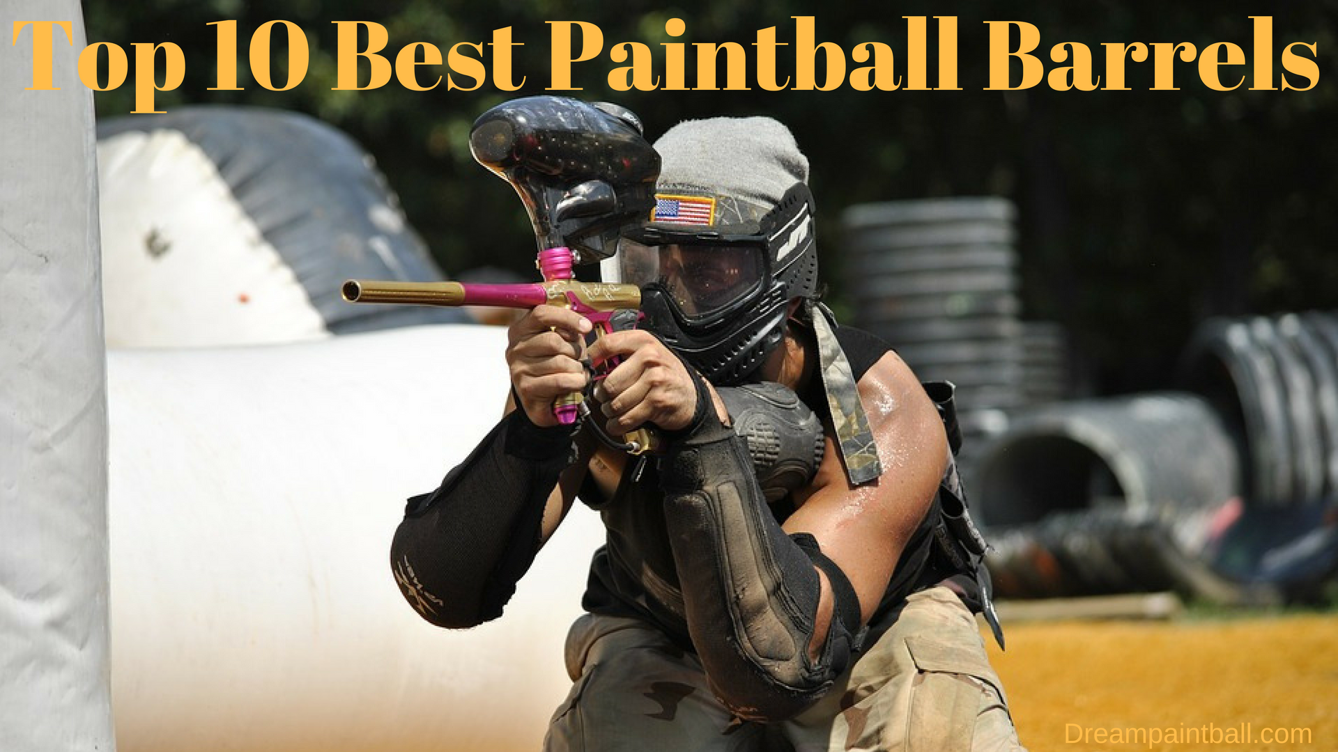 Best Paintball Barrels