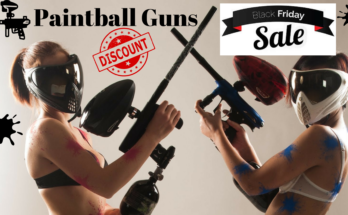Paintball Guns Black Friday Sale