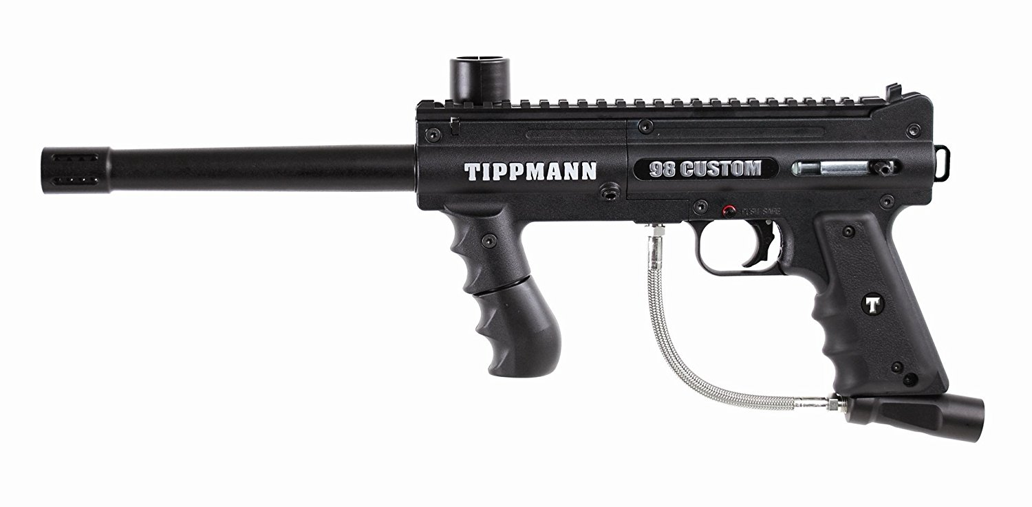 Tippmann 98 Platinum Series Barrel Review