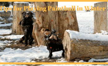 Tips for Playing Paintball in Winter