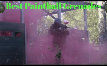 best paintball grenades