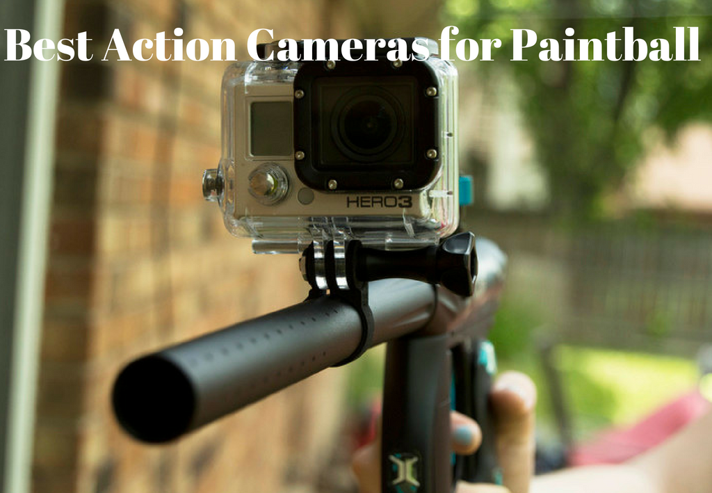 best paintball action camera