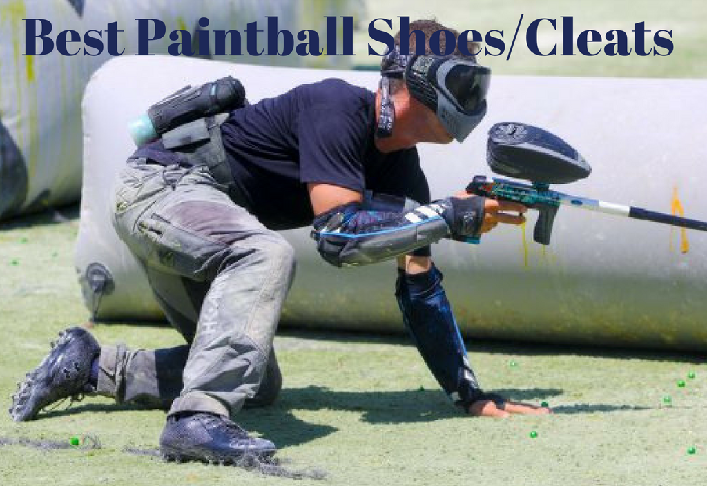 Best Paintball Cleats or Shoes