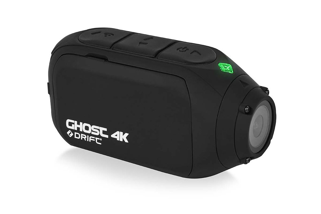 Drift Ghost 4k Paintball Action Camera Review
