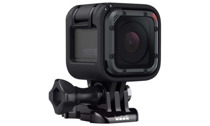 GoPro Hero 5 Session Paintball Action Camera Review