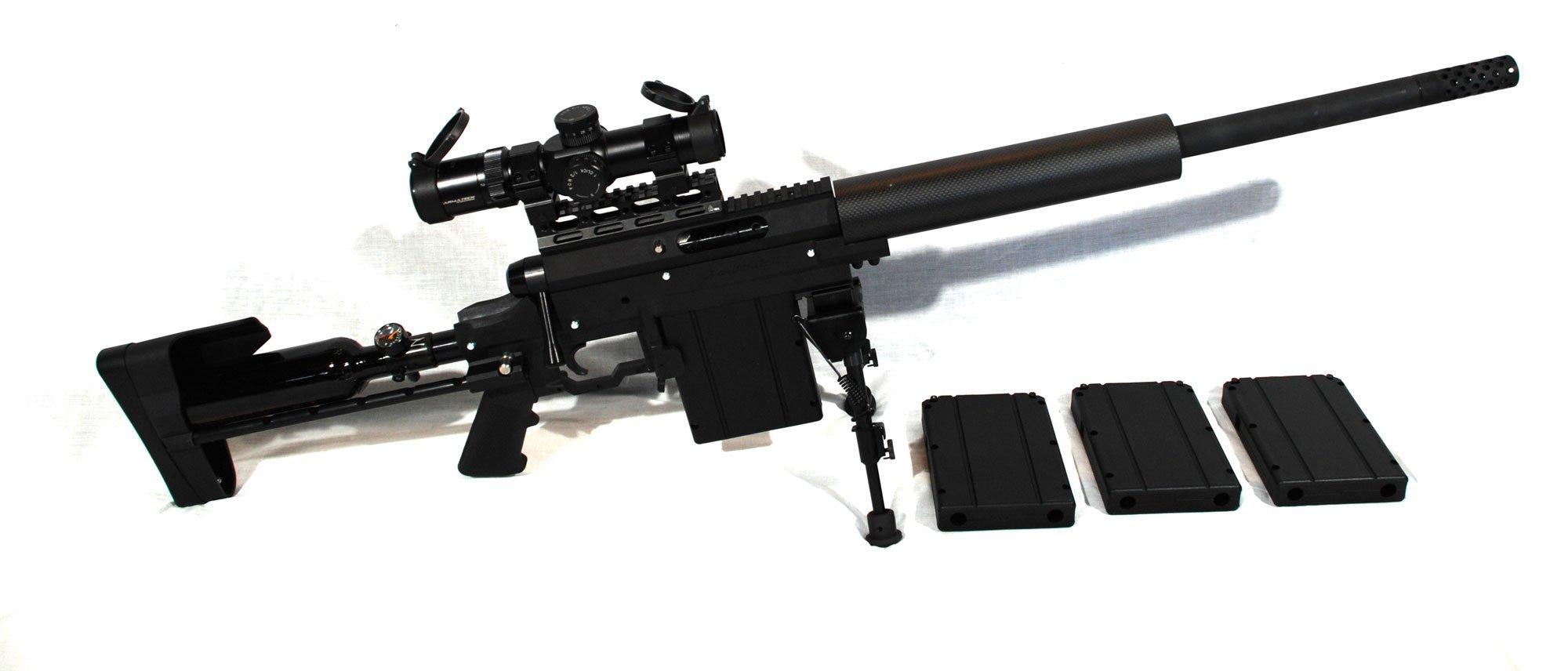 Carmatech SAR12C Paintball Gun Review