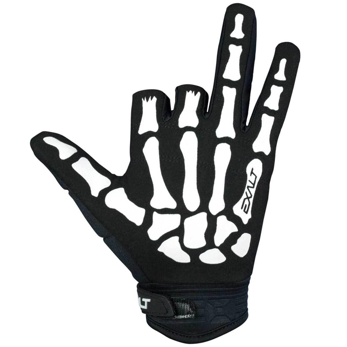 Exalt Paintball Death Grip Gloves Review