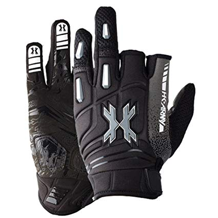 HK Army Paintball 2014 Pro Gloves Review