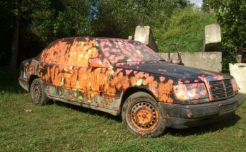 Does Paintball Paint Wash Off Cars