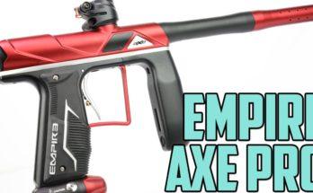 Empire Axe Pro Paintball Gun Review